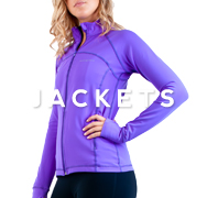 Womens Sports Jackets Fitness