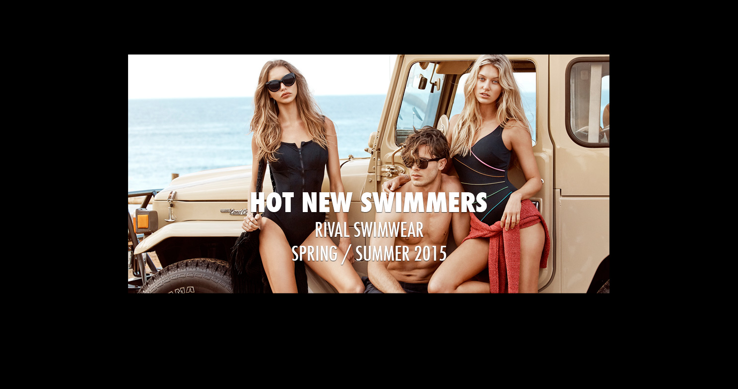 Rival Swimwear Shop Online