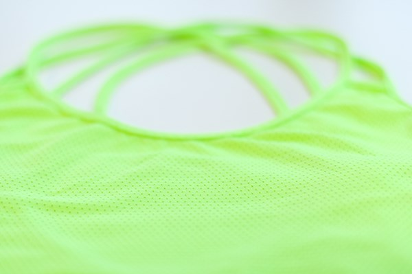 Running Bare Neon Lime