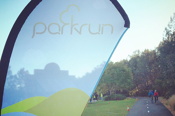Running Parkrun Australia Locations