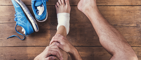 Marathon Running Injuries