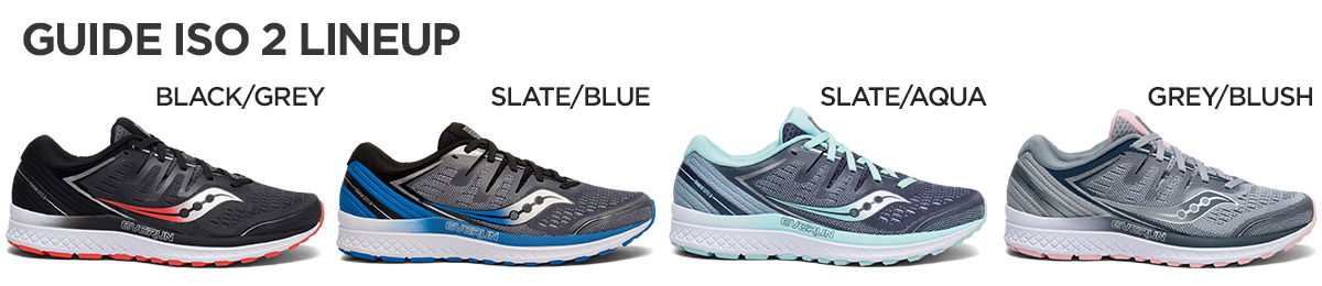 guide iso 2 saucony