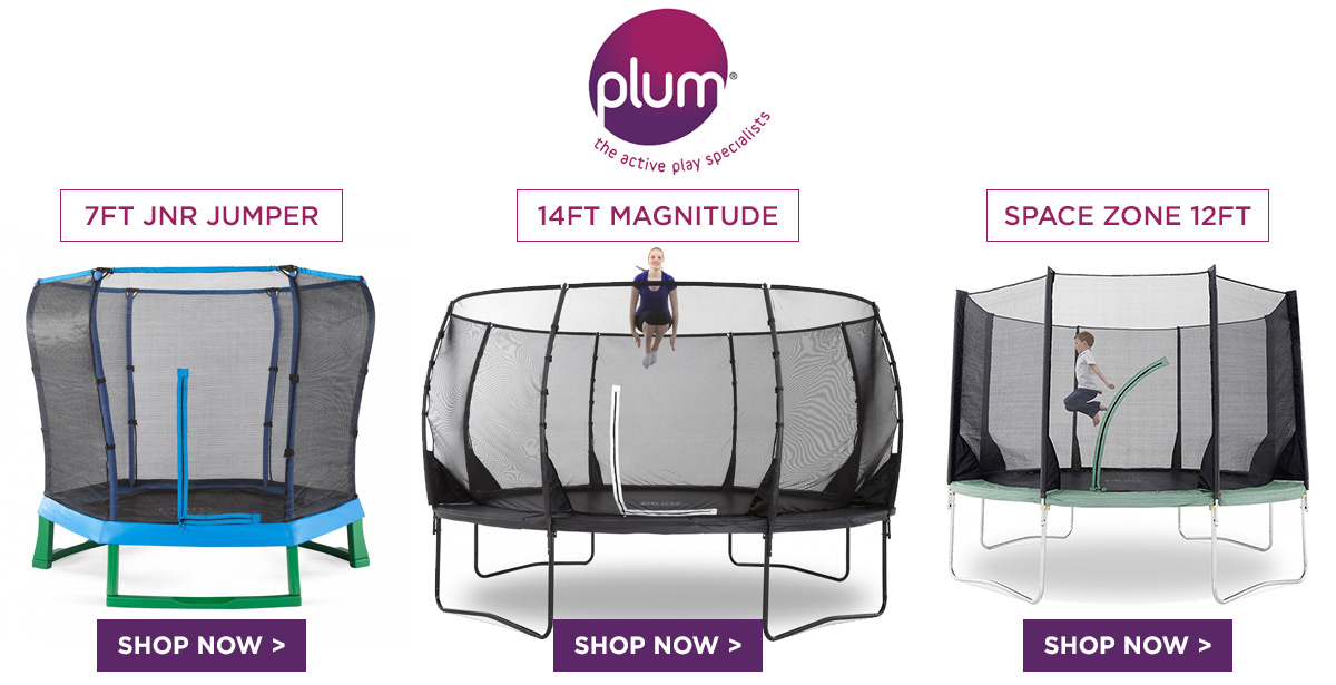 Best Plum Play Trampolines