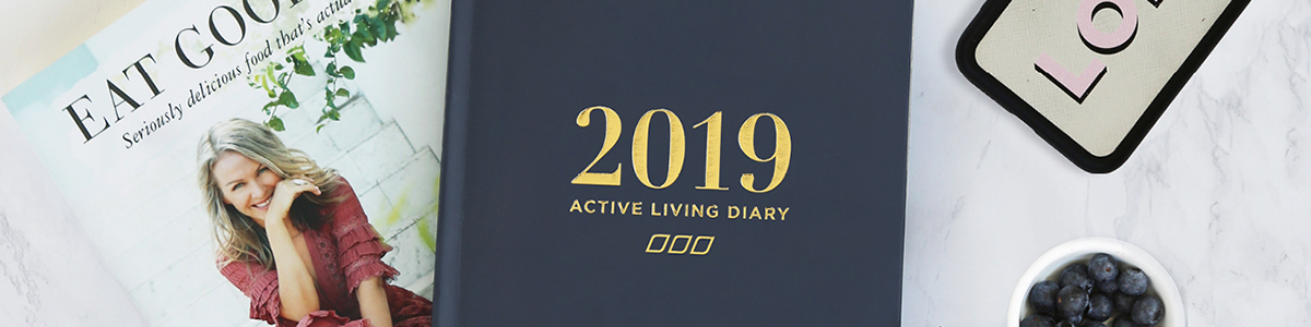 Lorna Jane Diary 2019 Velocity Points