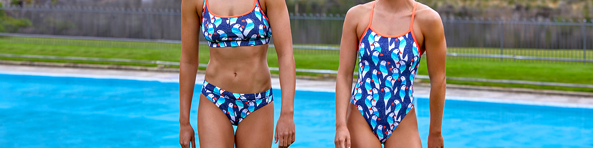 Funkita Swimwear Velocity Points