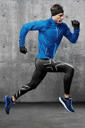 2XU tights for men