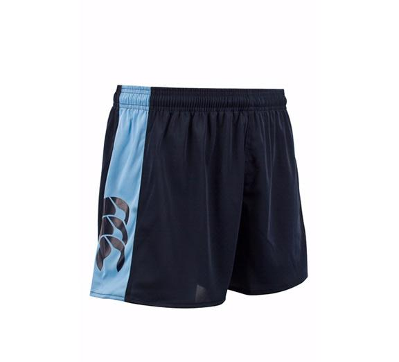 Canterbury Mens Panelled Polyester Short