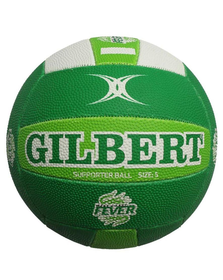Gilbert Super Netball Fever Supporter Ball