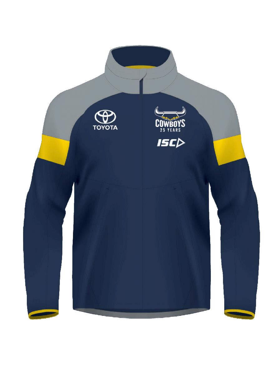 North QLD Cowboys Ladies Wet Weather Jacket 2020