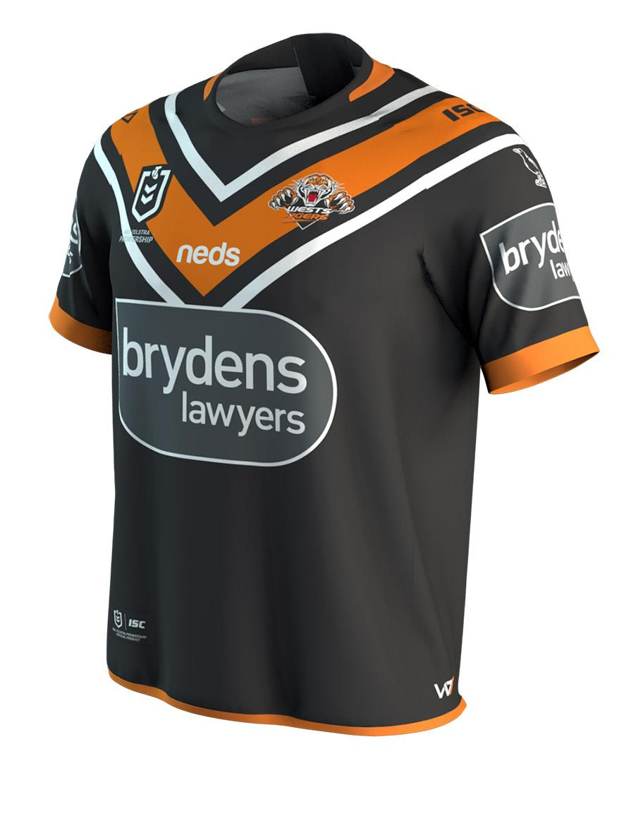 Wests Tigers Home Jersey 2020