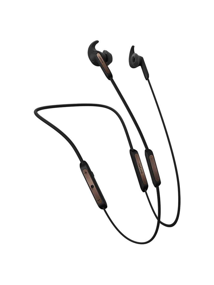 Jabra Elite 45e Wireless Headphones Copper Black