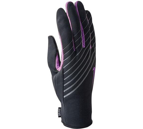 Nike Womens Lightweight Tech Run Gloves Large