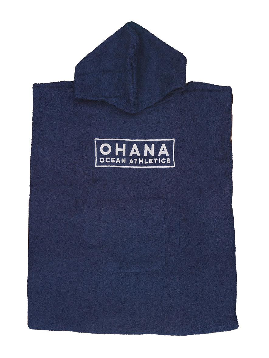 Ohana Hooded Towel Youth