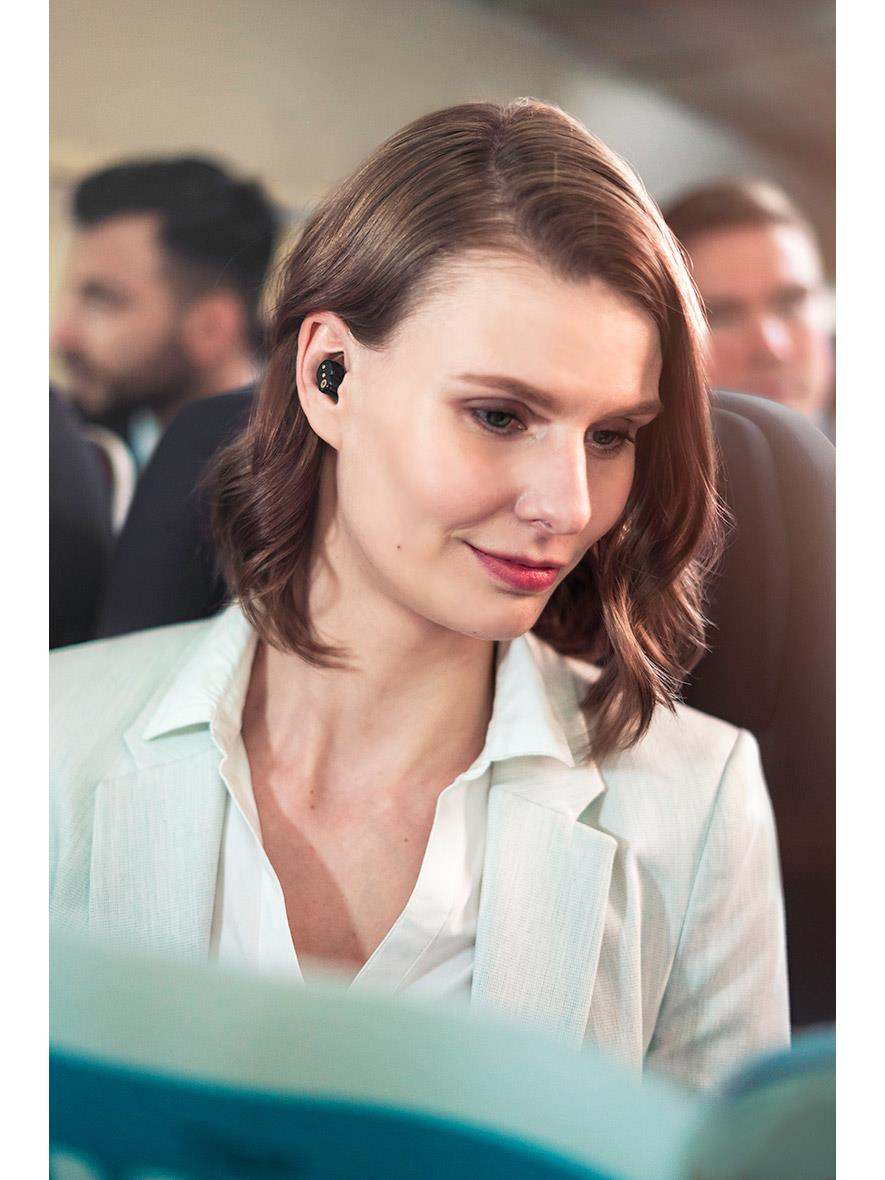 QuietOn Sleep Noise Cancelling Earbuds - 14 day FREE Trial