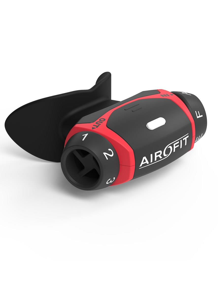 Airofit Pro Breathing Trainer - 45 day FREE trial