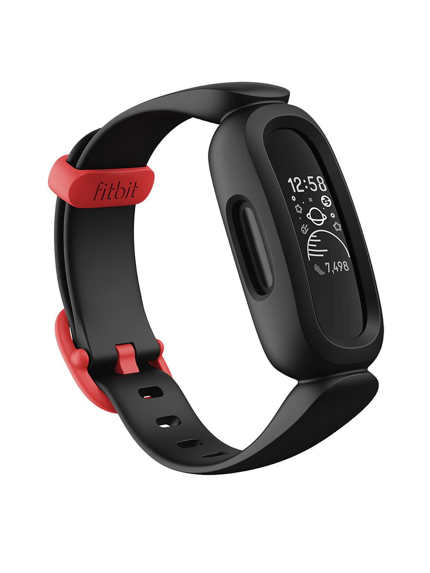 Fitbit Ace 3 Black Racer Red