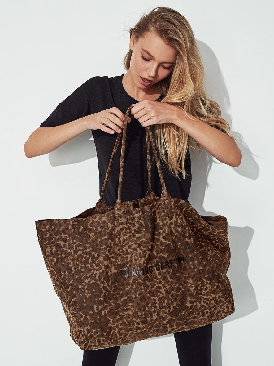 Running Bare Totes Amazing Bear Tote