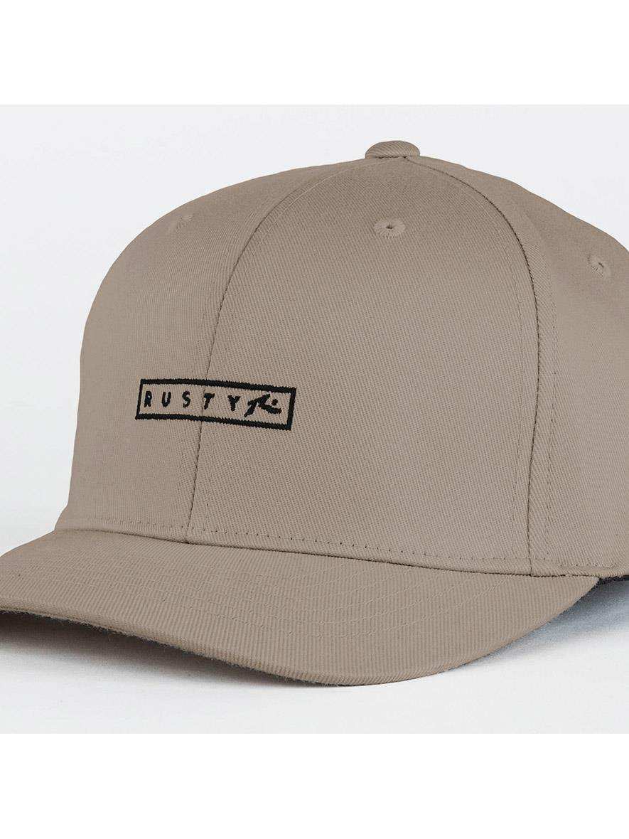 Rusty Forty Four Flexit Cap