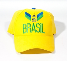 Adidas Limited Edition Brazil 2014 World Cup Supporter Cap