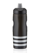 Adidas Performance Water Bottle 600ml Black