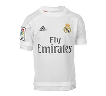 Adidas Real Madrid Home Jersey Boys