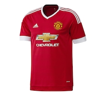 Adidas 2016/17 Manchester United Home Jersey Boys