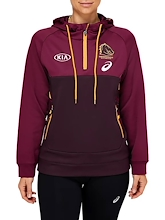 Brisbane Broncos Training Hoodie Womens 2021