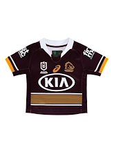 Brisbane Broncos Home Replica Jersey Infant 2021