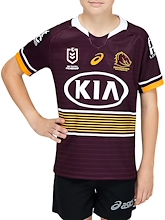 Brisbane Broncos Home Replica Jersey Youth 2021