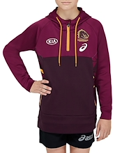 Brisbane Broncos Training Hoodie Youth 2021