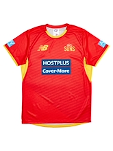 Gold Coast Suns Training Tee 2021