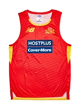 Gold Coast Suns Training Singlet 2021