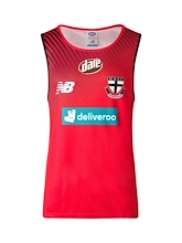 St Kilda Saints Coaches Training Singlet 2021
