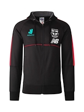 St Kilda Saints Full Zip Summit Hoody 2021