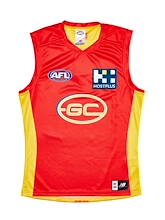 Gold Coast Suns Toddler Home Guernsey 2021