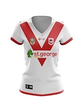St George Dragons Ladies Home Jersey 2018