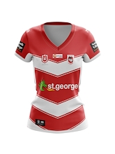 St George Dragons Ladies Alternate Jersey 2019