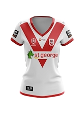 St George Dragons Ladies Home Jersey 2019