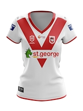 St George Dragons Ladies Home Jersey 2020