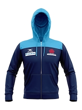 NSW Waratahs Ladies Full Zip Hoodie 2020