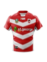 St George Dragons Alternate Jersey 2018