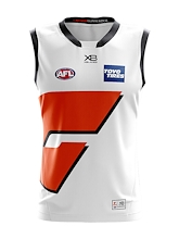 GWS Giants Clash Guernsey 2020
