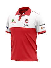 St George Dragons Media Polo 2020