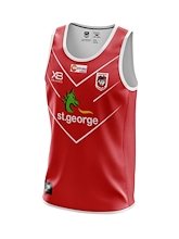 St George Dragons Muscle Tee 2020