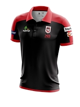 St George Dragons Players Polo 2020