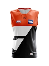 GWS Giants Kids Home Guernsey 2020