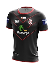 St George Dragons Kids Training Shirt 2020