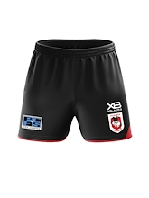 St George Dragons Kids Training Shorts 2020