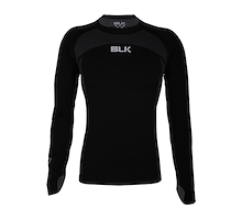 BLK Motion Knit Long Sleeve Tee