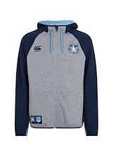 NSW Blues Origin Hoody Vintage Zip Thru 2019